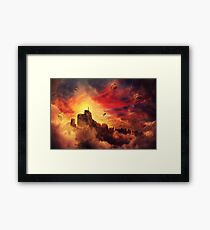 baloon valley Framed Print