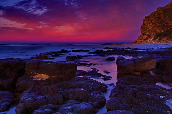 """""""Morning Below The Bluff"""" by Phil Thomson IPA"""