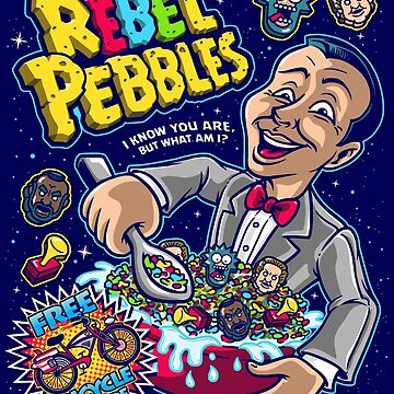 Rebel Pebbles by CoDdesigns