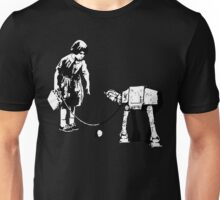 Banksy Star Wars Unisex T-Shirt