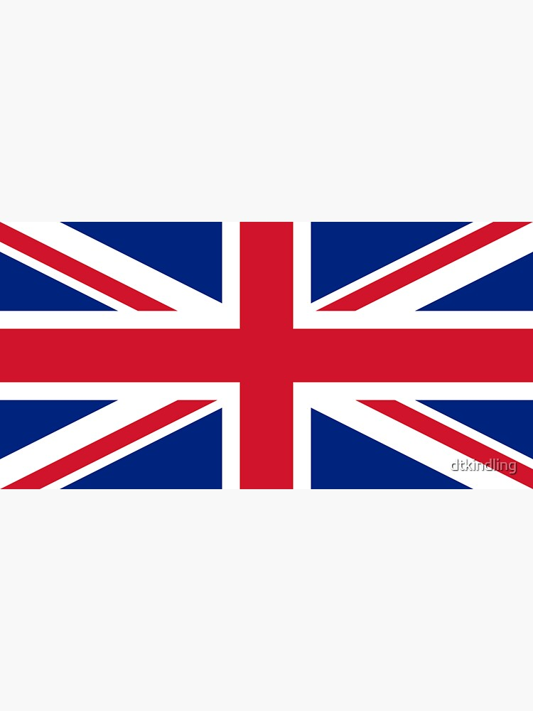 The Union Jack by dtkindling