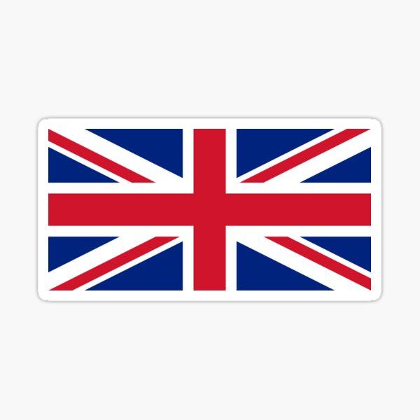 The Union Jack Sticker