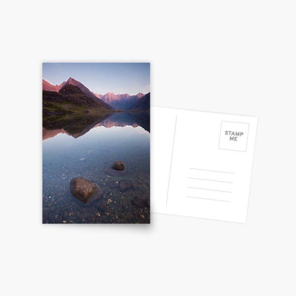Loch Coruisk Dawn Postcard