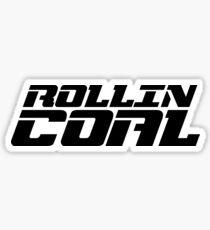 Rollin Coal Sticker