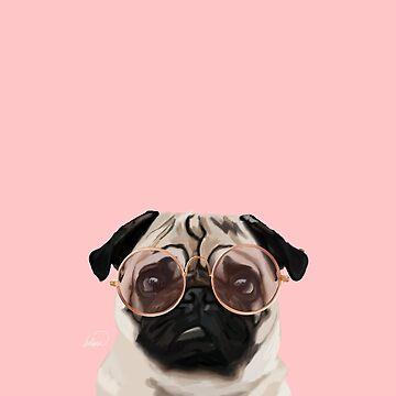 Intelectual Pug de Lostanaw