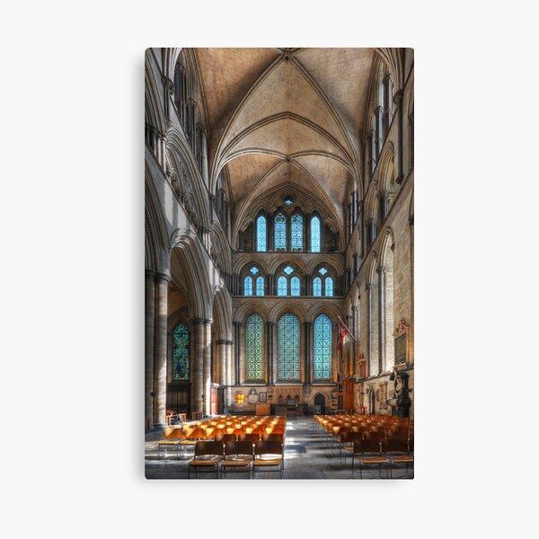 Salisbury Cathedral Canvas Print