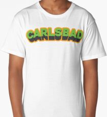 Carlsbad Retro Jam Long T-Shirt