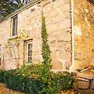 Cottage at Black Springs Bakery in Beechworth by Elana Bailey