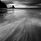 Talisker Bay by Peter Clarke