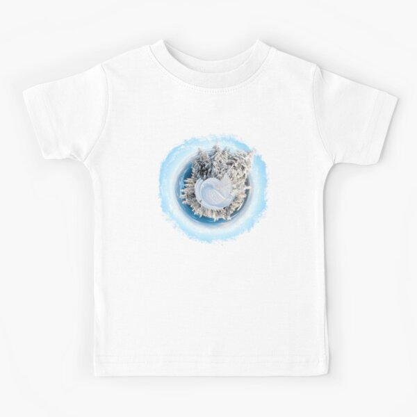 Winter World 9 Kids T-Shirt