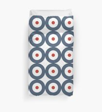Royal Air Force - Historical Roundel Type A 1915 - 1929 Duvet Cover