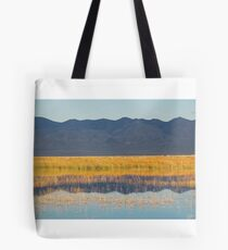 Northern Nevada Lake Tote Bag