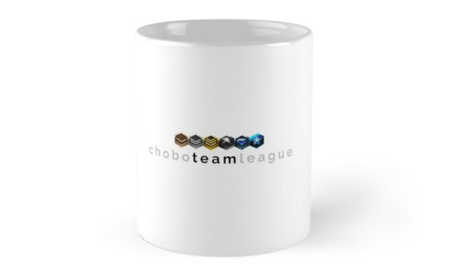 CTL League Array Mug - Light by choboteamleague