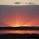 Northern Nevada Sunset by Jared Manninen