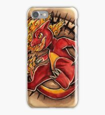 Charmeleon  iPhone Case/Skin