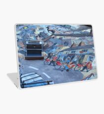 Life in Chester Laptop Skin
