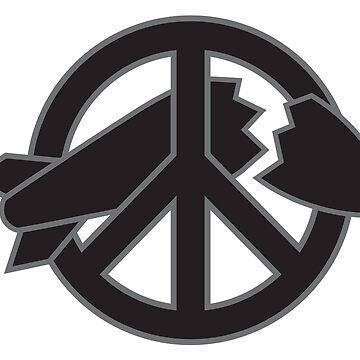 Peace Not War by Lisann