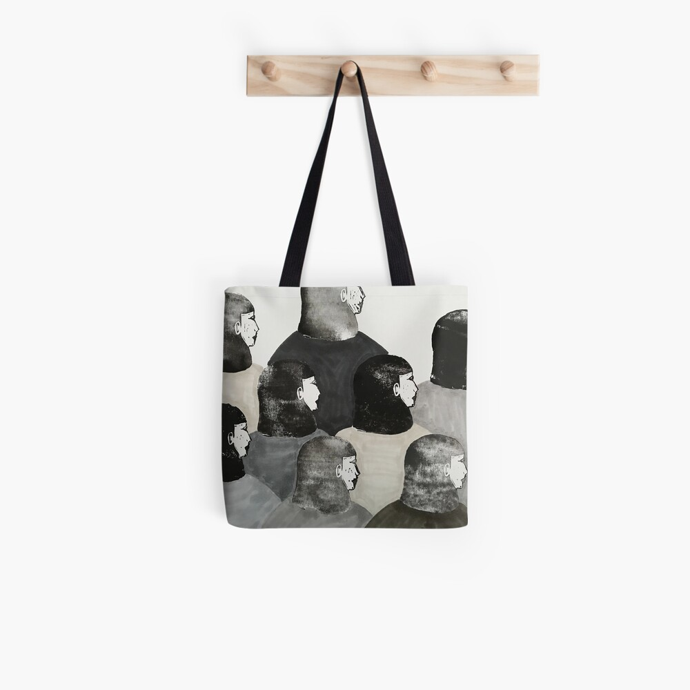 Together we're strong Stofftasche
