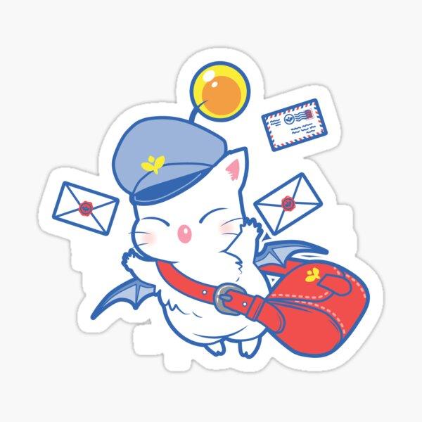 You've got mail, kupo! Sticker