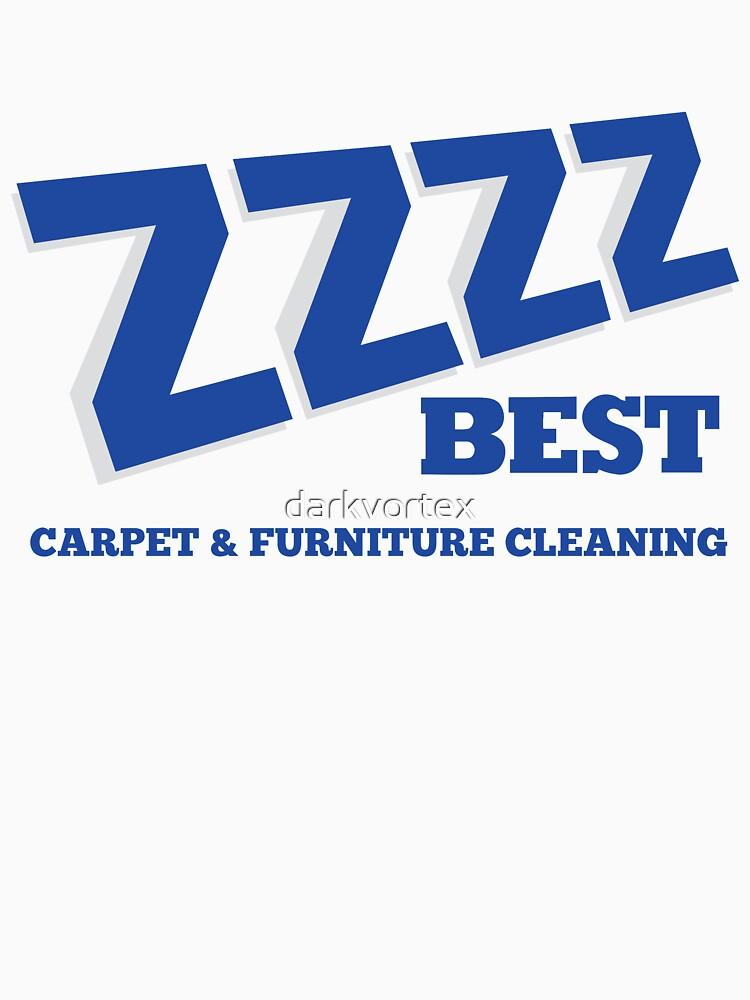 ZZZZ BEST CARPET CLEANING T-SHIRT - Barry Minkow Ponzi Scheme Shirt by darkvortex