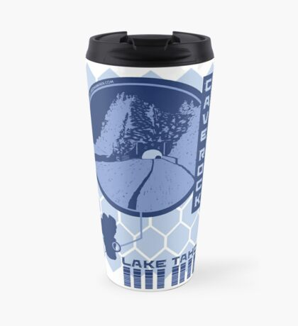 Cave Rock (Through the Looking Glass) Travel Mug