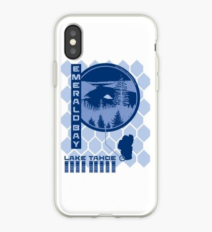 Emerald Bay (Through the Looking Glass) iPhone Case
