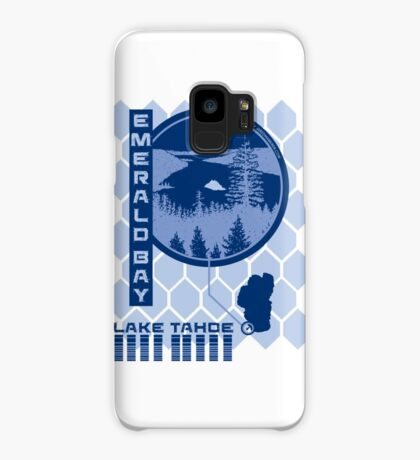 Emerald Bay (Through the Looking Glass) Case/Skin for Samsung Galaxy