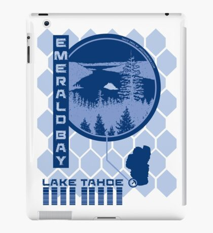 Emerald Bay (Through the Looking Glass) iPad Case/Skin
