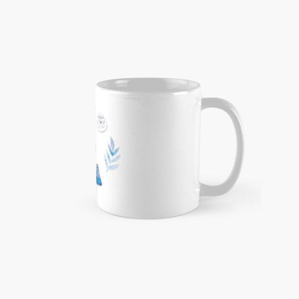 Blue Cat Dreaming  Classic Mug