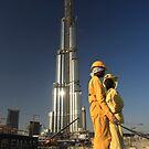 Burj Dubai, Dubai, United Arab Emirates by Craig Scarr