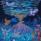Tree of Life by Ruta Dumalakaite