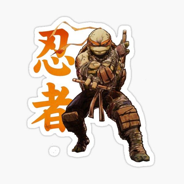 Cowabunga Dude Sticker