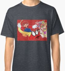Mario Odyssey Classic T-Shirt