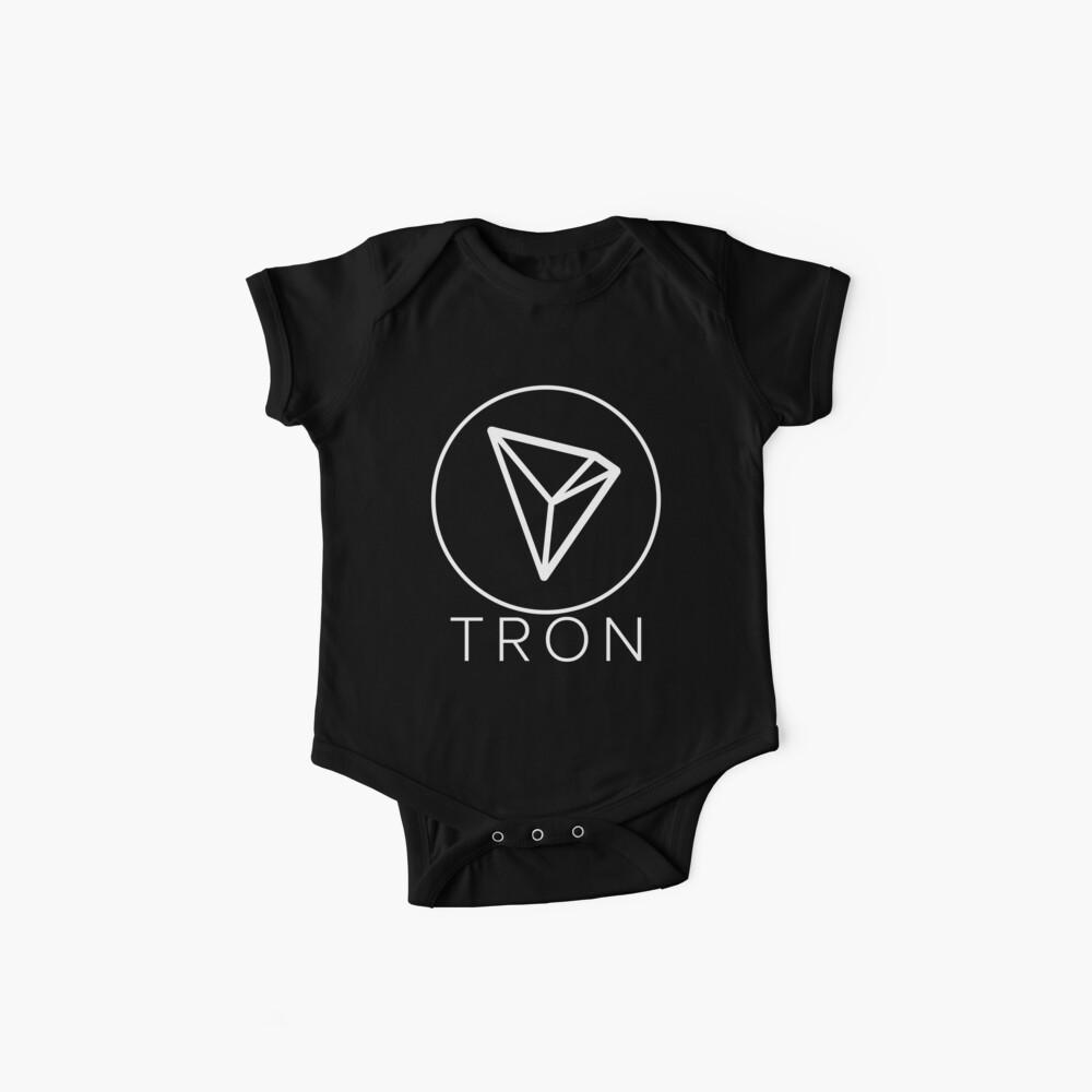 Tron Tronix TRX Crypto Trader Baby Bodys