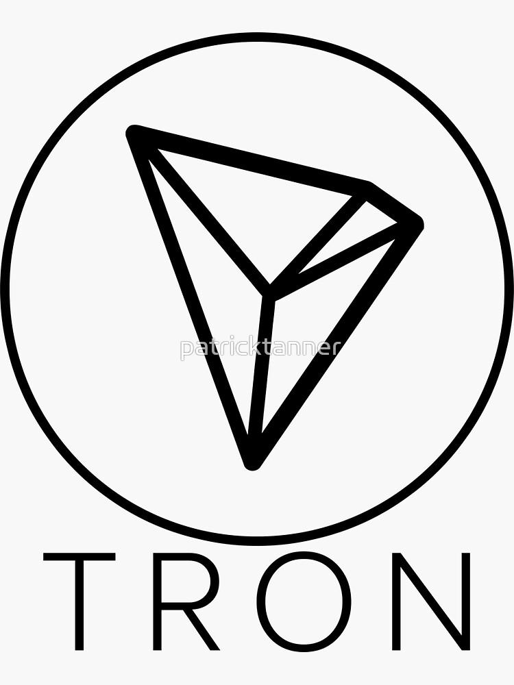 Tron Tronix TRX Crypto Trader von patricktanner