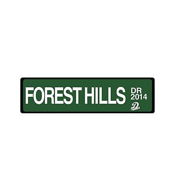F Money Spread Love Forest Hills Drive P2 by abstractoworld