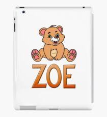 Zoe Bear Mug iPad Case/Skin