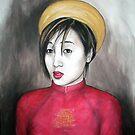 PORTRAIT OF ANN by Ross Aberle