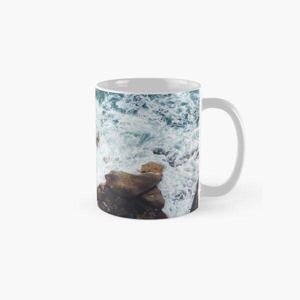 Waves Crashing in Australia Classic Mug