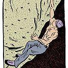 Bouldering at Pie Shop by Jared Manninen