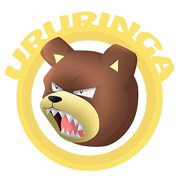 Ururingaa !!! by retinascrew