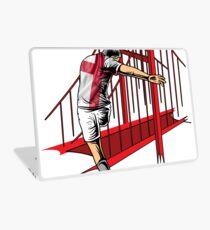 England Rugby Sevens 2018 Weltmeister 7er Shirt Laptop Skin