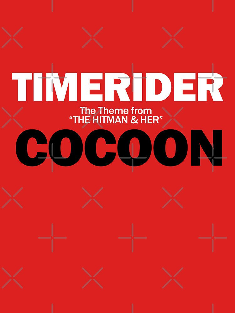 TIMERIDER - COCOON by ThrowbackMotors