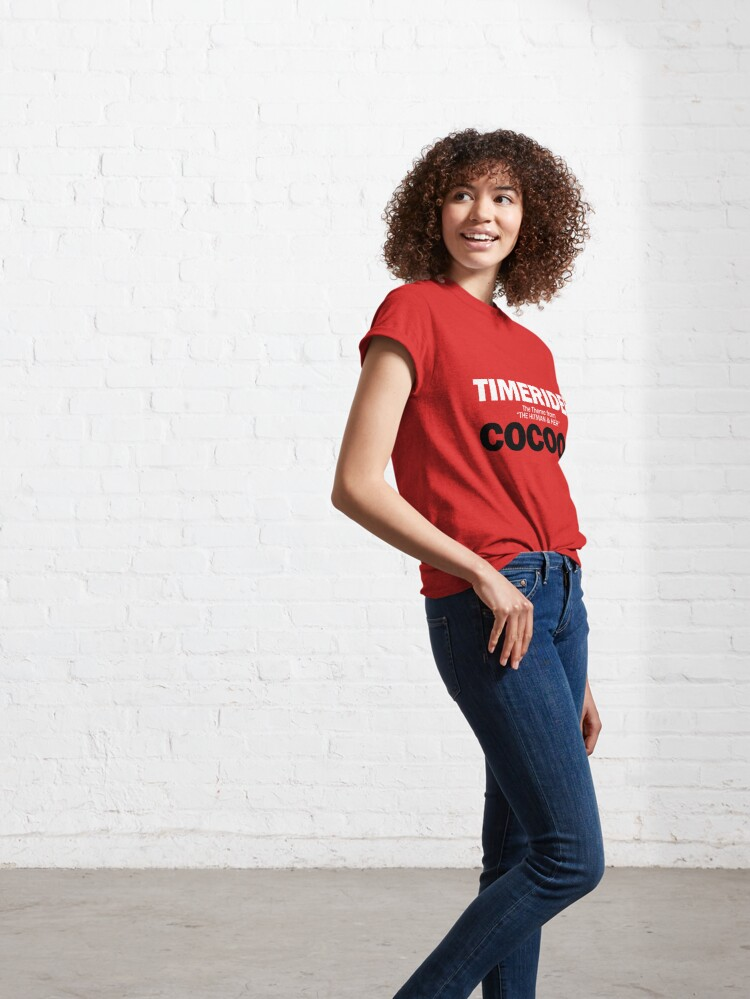Alternate view of TIMERIDER - COCOON Classic T-Shirt