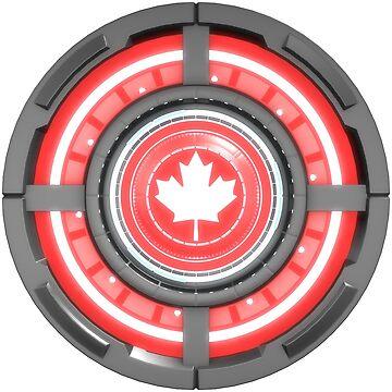 Maple Leaf Reactor Core  by MapleWarrior