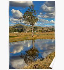 Country Boonah Poster