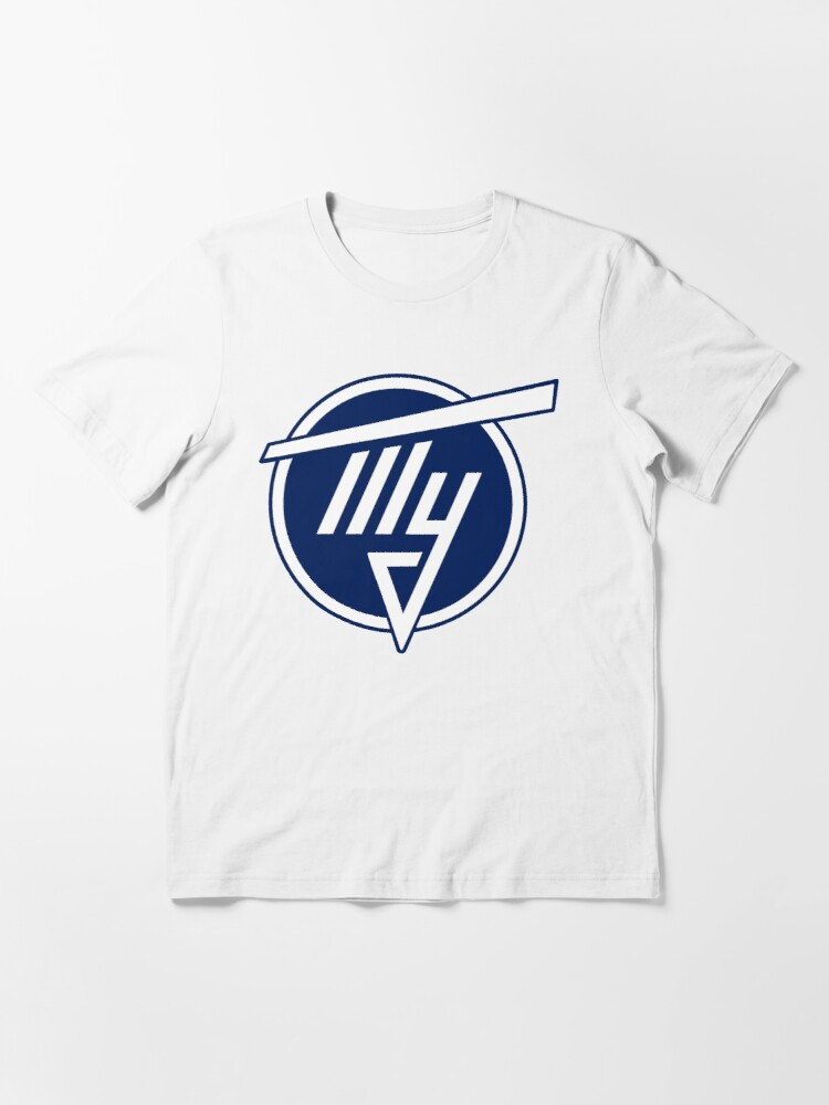 Alternate view of Tupolev Aircraft Logo (Blue) Essential T-Shirt
