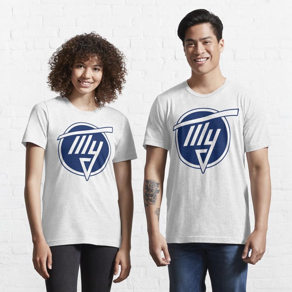 Tupolev Aircraft Logo (Blue) Essential T-Shirt