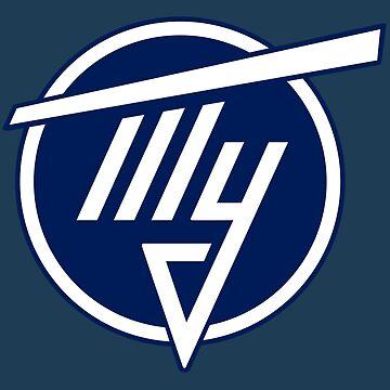 Tupolev Aircraft Logo (Blue) by warbirdwear
