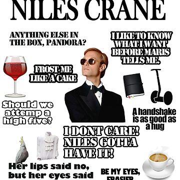 Niles crane by aluap106